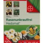 Bayer Rasenunkrautfrei Hedomat