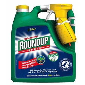 Roundup 3182 Speed Unkrautfrei