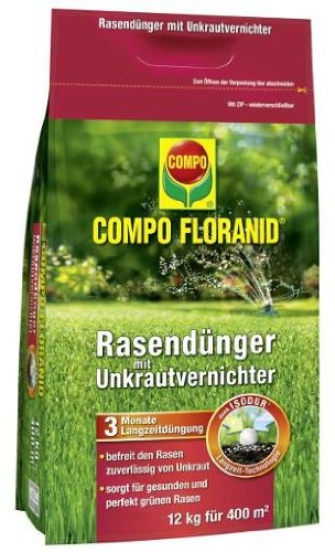 Photo of Compo UV Rasen Floranid Test