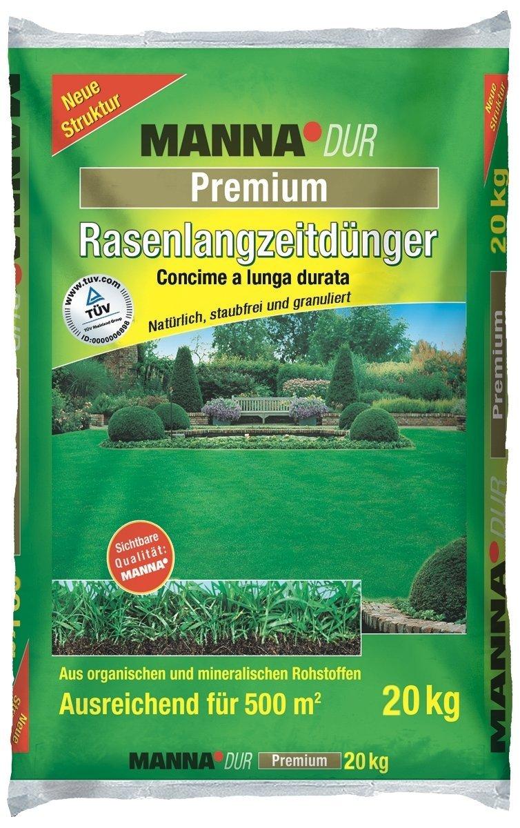 Mannadur Premium Rasendünger