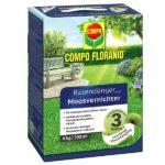 COMPO FLORANID Rasendünger mit Moosvernichter 6 kg
