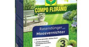 COMPO FLORANID Rasendünger mit Moosvernichter