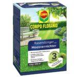 COMPO FLORANID Rasendünger mit Moosvernichter Test
