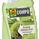 Compo Rasen Moos frei Herbistop Test