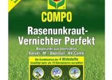 Compo 14515 Rasenunkraut Vernichter Perfekt