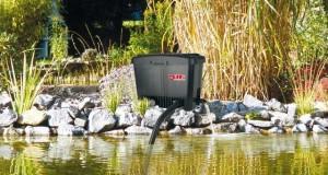 Gartenteichfilter - Filteranlagen für saubere Gartenteiche