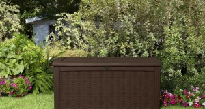 wetterfeste gartenboxen was sie bei kauf beachten sollten. Black Bedroom Furniture Sets. Home Design Ideas