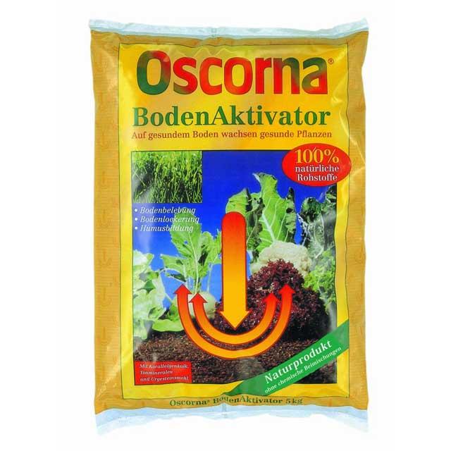 Oscorna Bodenaktivator Zusammensetzung und Test