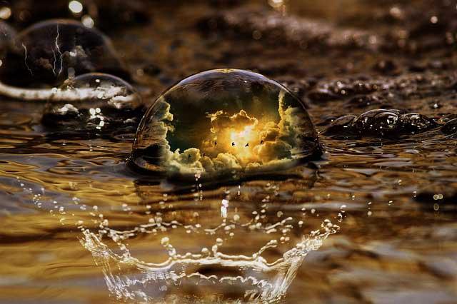 Regenwasser Versickerung und Nutzung