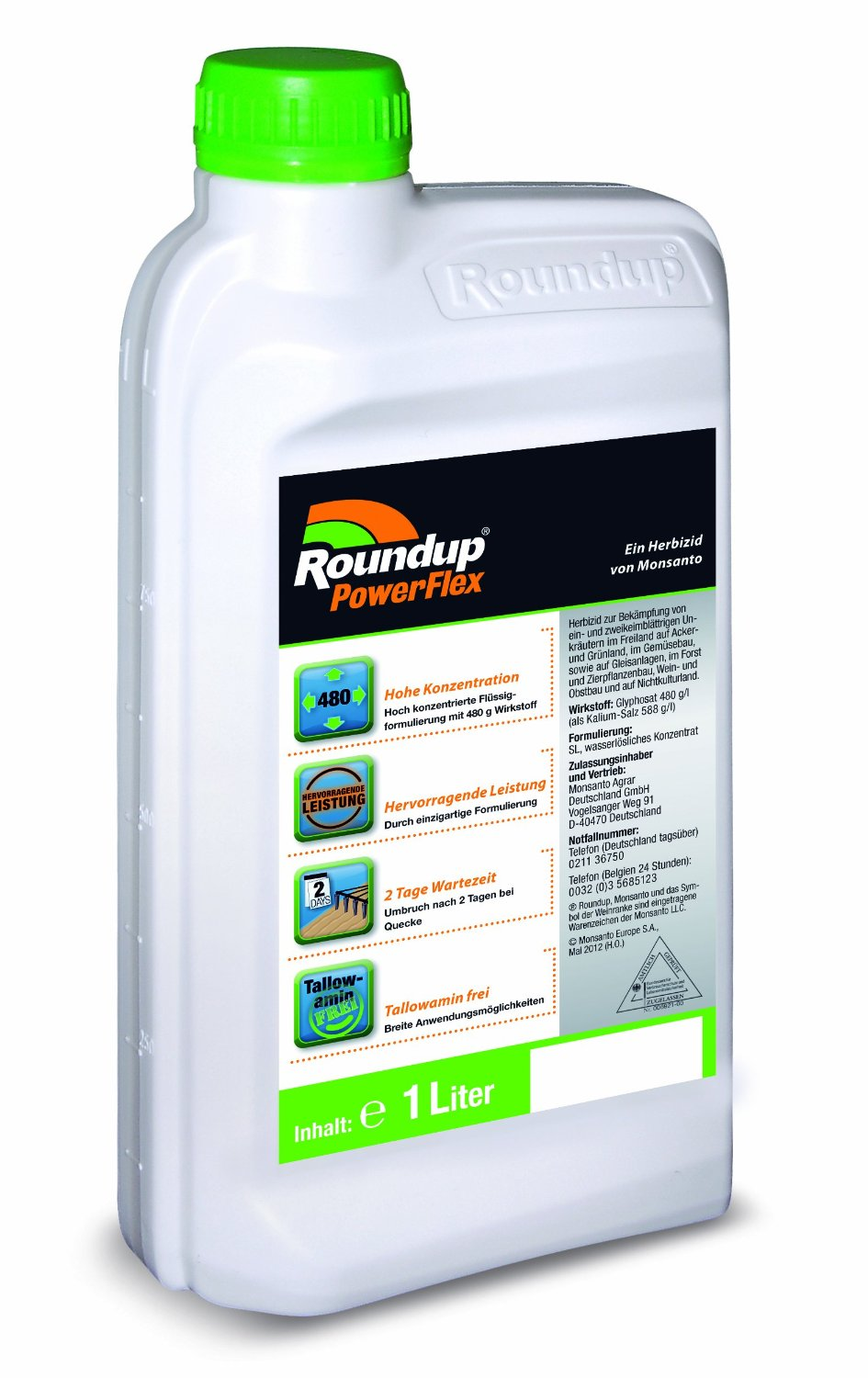 Photo of Roundup Powerflex Erfahrungen