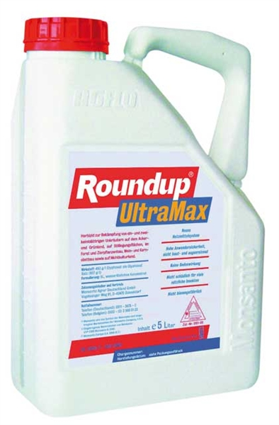 Photo of Roundup Ultramax Test