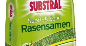 Substral Sport & Spiel Rasensamen Test