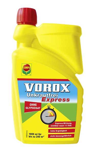 Vorox Unkrautfrei Express
