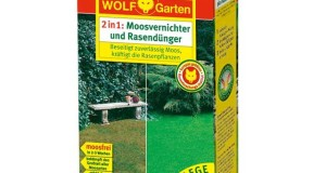 Wolf Garten LW 100 Moosvernichter & Rasendünger